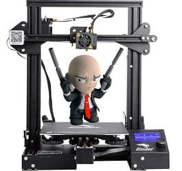 3IDEA 3D Printer with Removable Surface Plate