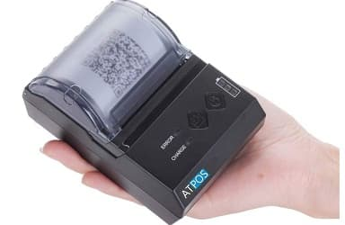 ATPOS AT-E200 Portable Thermal printer