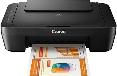 Canon MG2570S Inkjet Printer
