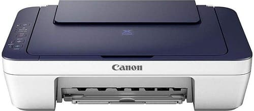 Canon PIXMA E477 All-in-One Wireless Ink Printer