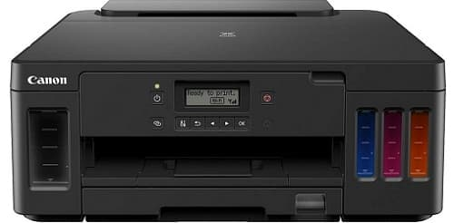 Canon PIXMA G5070 Single Function Color Ink Tank Printer