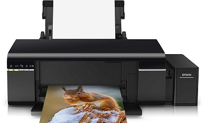Epson L805 Single-Function Ink Tank Color Printer