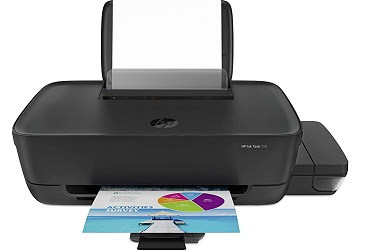 HP 115 Color Single Function Ink Tank Printer