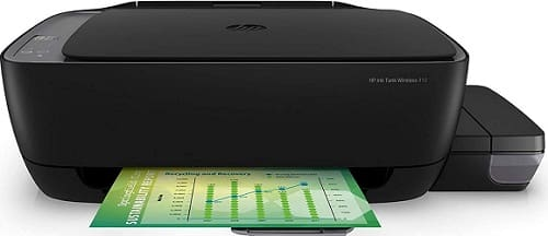 HP 410 All-in-One Wireless Ink Tank Colour Printer
