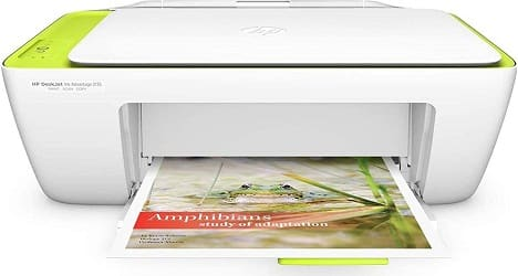 HP DeskJet 2135 All-in-One Ink Printer