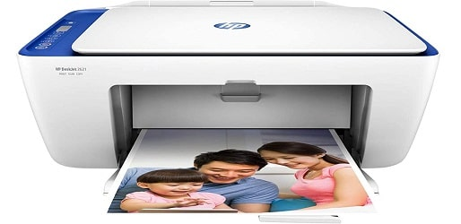 HP Deskjet 2621 All-in-One Inkjet Printer