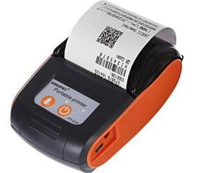 Thboxes 58MM Portable Thermal Printer